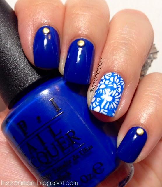 opi keeping suzi at bay daisy moyou london pro 7 nail stamping