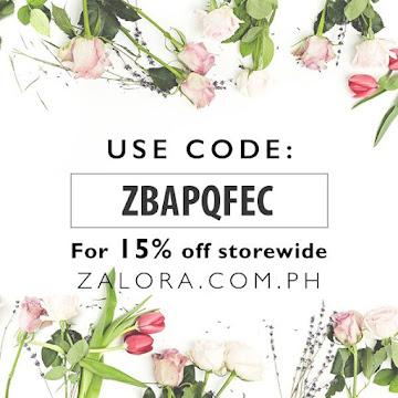 Zalora Code