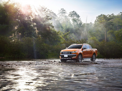Ford to Manufacture the 2016 Ranger in Nigeria