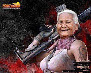 Ini Edan, nenek Ompong jilat konthol di blog GANDULAN.COM