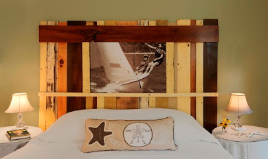 DIY NETWORK Cottage Headboard