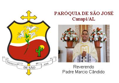 PARÓQUIA DE SÃO JOSÉ - CANAPI/AL
