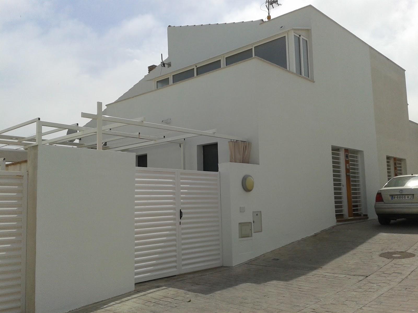 Pintores Pep Pinta -Tfo.679578799: Aplicación de pintura exterior e ...