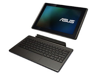 10-inch ASUS Eee Pad Transformer Android 3.0 tablet unveiled