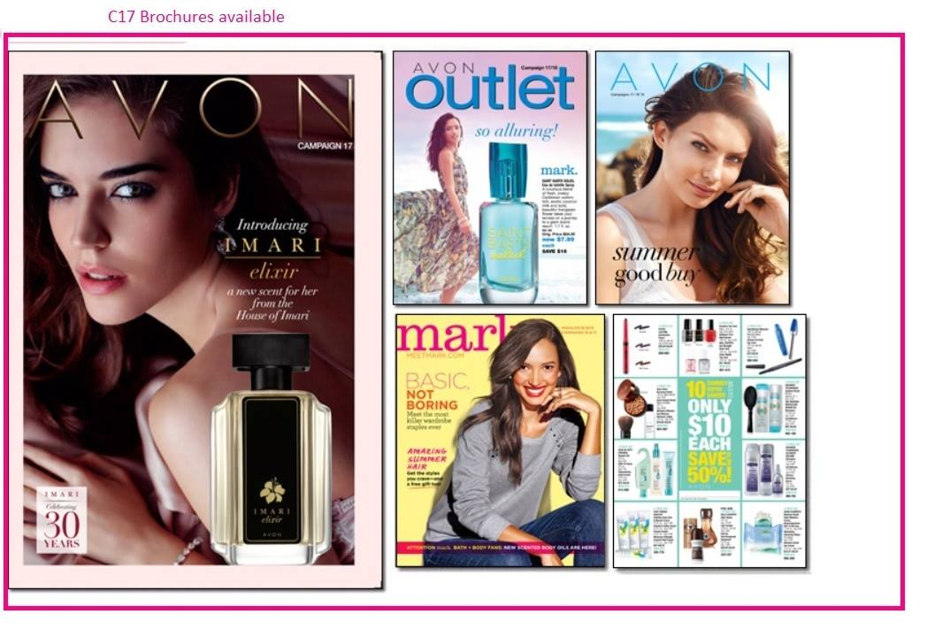 Order Avon Online - Browse latest brochure click here