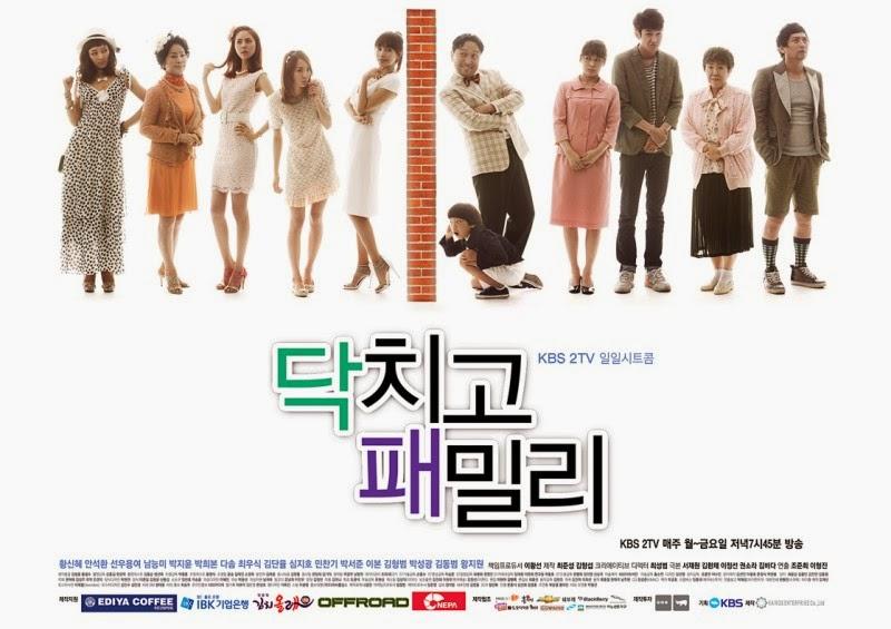 Gia Đình Rắc Rối - Hàn Quốc...