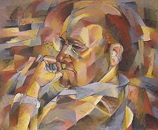 Cuadro de Juan Sánchez Sotelo. Academia de dibujo y pintura Artistas6 de Madrid. Cursos y clases para aprender a pintar.