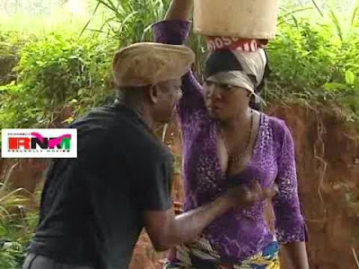 Big Men In Nollywood Got No Respect For Their Ladies/women ...