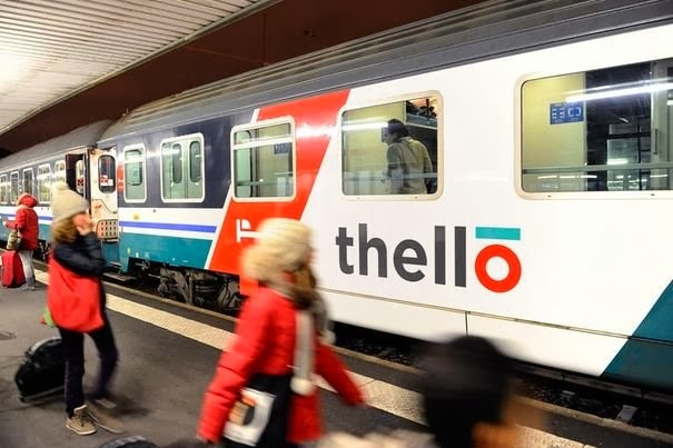 Viajar de Trem pela Itália
