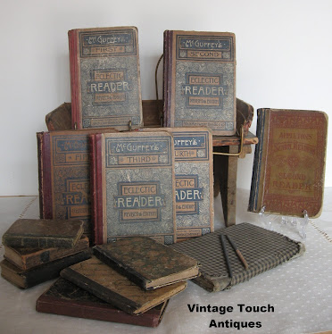Early School Books Collections
