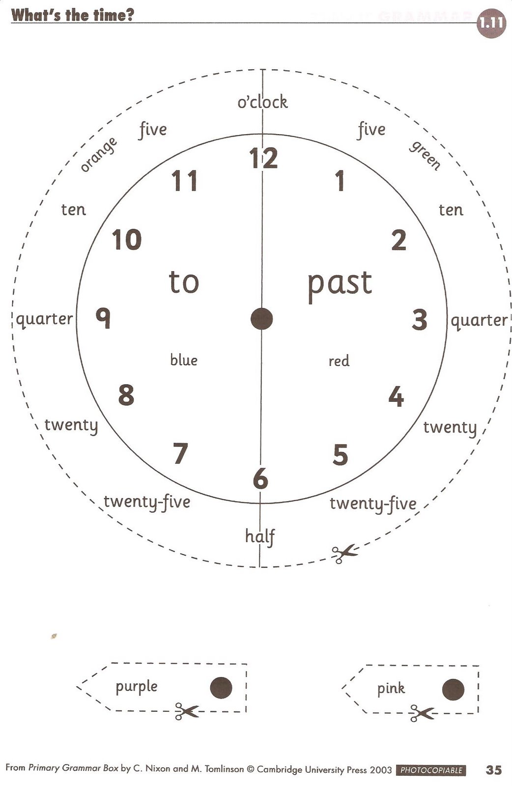 Pin Telling Time Worksheets on Pinterest