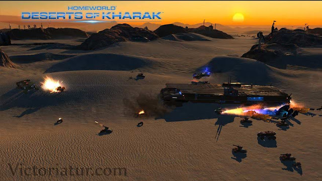 Free Download Homeworld Deserts of Kharak