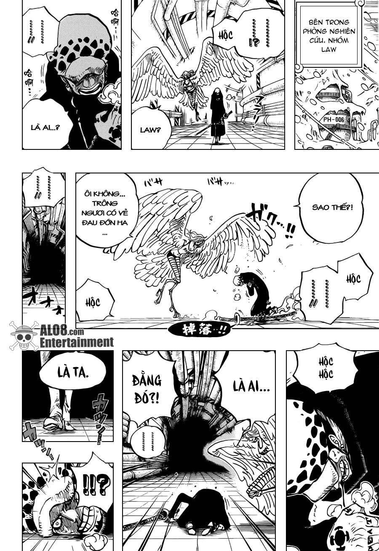 One Piece Chapter 671: Trái ác quỷ Gas Gas 015