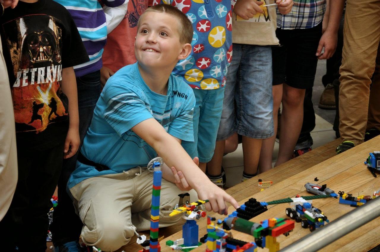 Lego Star Wars i konkursowe emocje