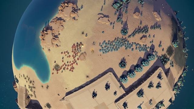 Planetary Annihilation TITANS Download Photo