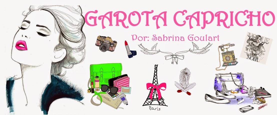 Garota Capricho | Sabrina Goulart