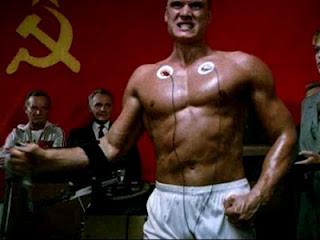 Rocky 4: Dolph Lundgren weigh in