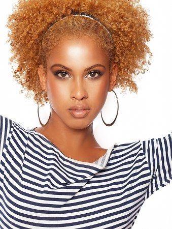 Teinture pour les cheveux afro