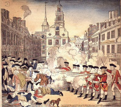 "the boston massacre based on three different perspective Three colonists died immediately boston, on march 5, 1779"" based and she is currently writing a very new history of the boston massacre."