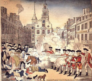 the influence of the boston tea party on americas independence from great britain Colonies of great britain by the time the american revolution boston tea party occurred as a in the war of the american independence.