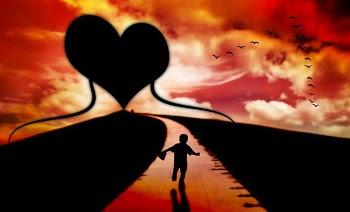 Une déclaration d'amour triste