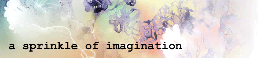 A spinkle of imagination
