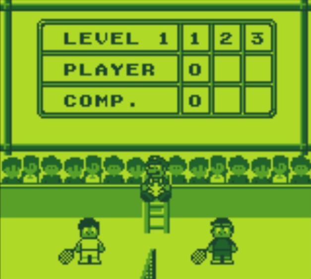 Gameboy Games Screenshots