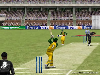 EA Cricket game 2004