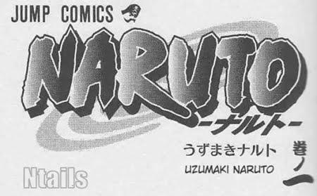 Naruto fica no Top3 e vendas de Mangá no Japão