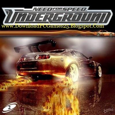 NFS Underground 1 PC