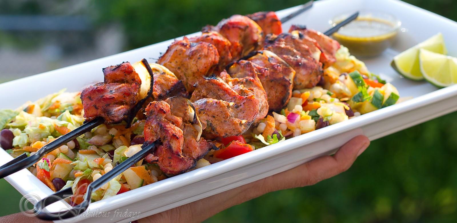 fabulous fridays: Tandoori chicken tikka