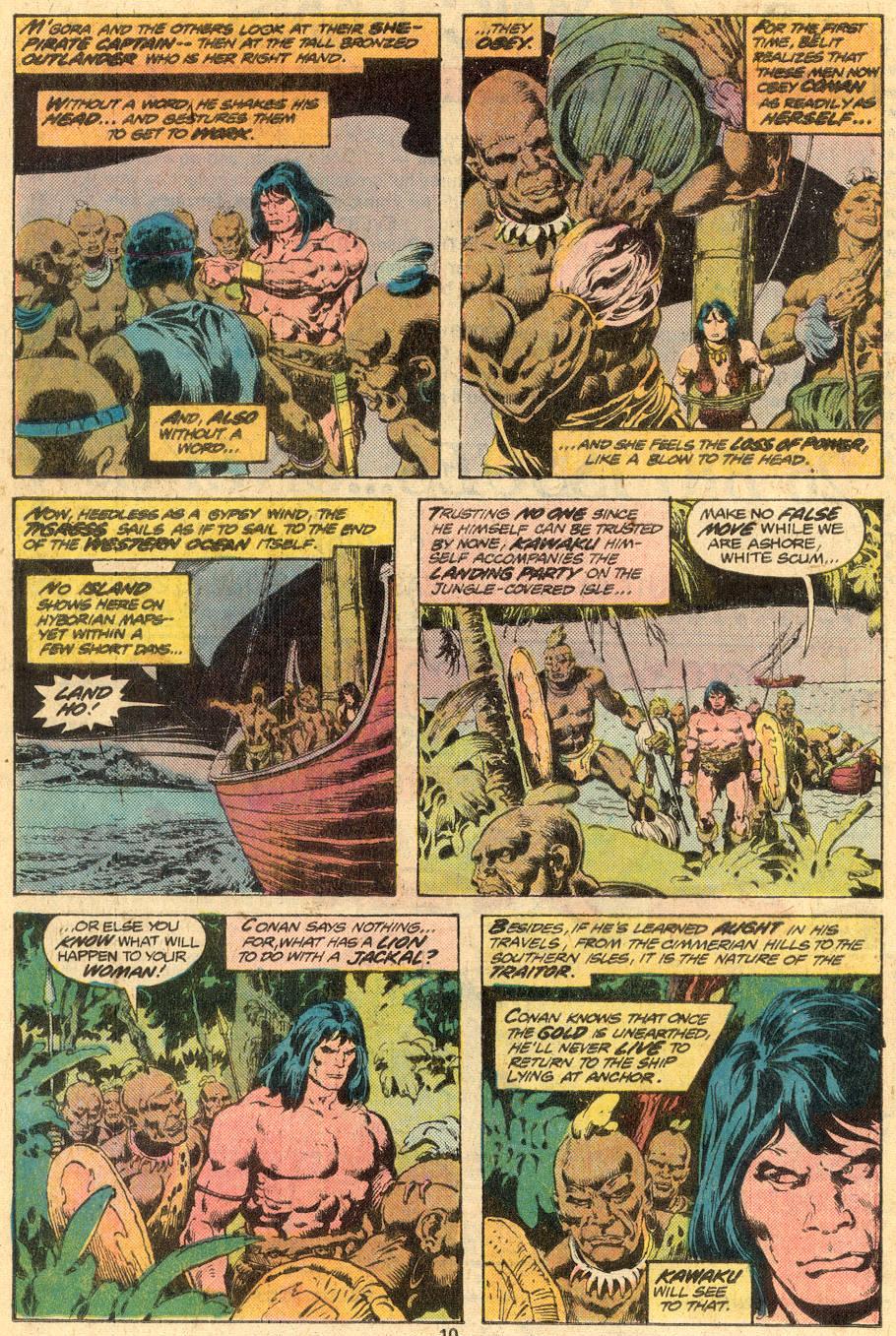 Conan the Barbarian (1970) Issue #73 #85 - English 7