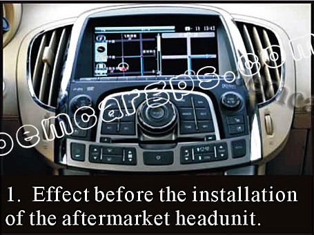 BUICK LACROSSE RADIO DVD GPS NAVIGATION INSTALLATION GUIDE 1 how to install an aftermarket car stereo in buick lacrosse ~ oem 2006 buick lacrosse radio wiring harness at edmiracle.co