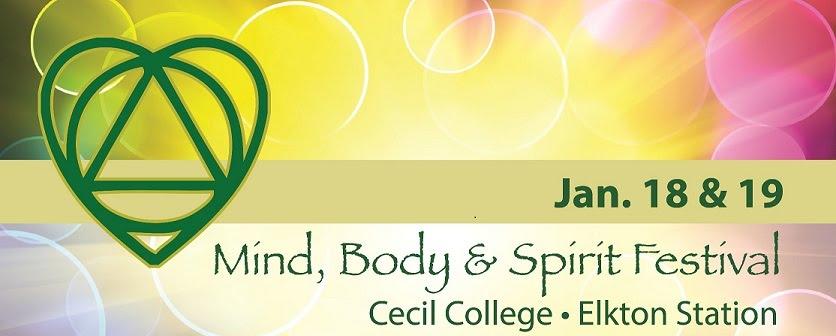 Cecil College Mind, Body, & Spirit Festival