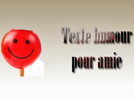Texte Pour Une Amie Texte Humour Pour Amie