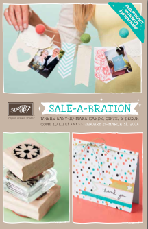 Sale-A-Bration 2014!