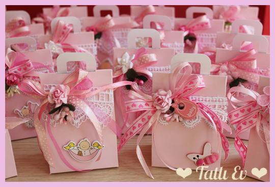 baby shower bebek doğumgünü hediyelik kurabiye süslü kutuları 13