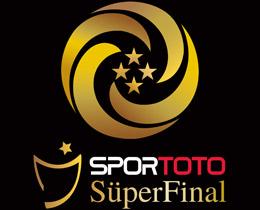 Süper Toto Süper final Logosu