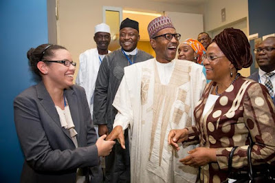 Buhari And His Entourage After Addressing The UN General Assembly(More Photos)
