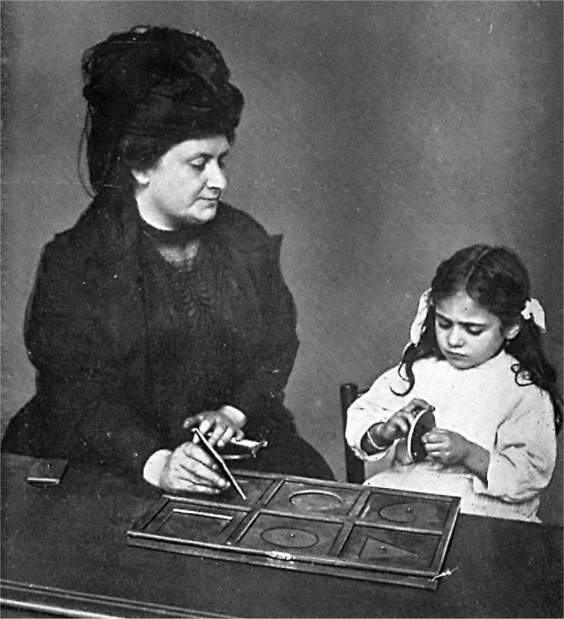 what were the discoveries made by maria montessori in casa dei bambini This biography of maria montessori provides detailed information she felt that children could do better if some changes were made to the existing the government of italy gave her this opportunity and in 1907 she opened the casa dei bambini or children's house enrolling around 50.