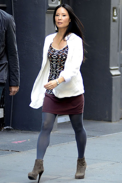 Get the Look: Lucy Liu in Elementary