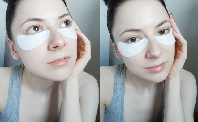 liz breygel review blogger eye mask oxygen for all night VIICODE