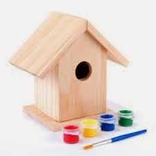 Construisez votre propre Maison de l'Oiseau avec les kits