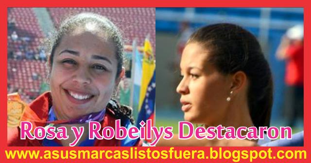 Atletismo Venezolano-a sus marcas, listos, fuera
