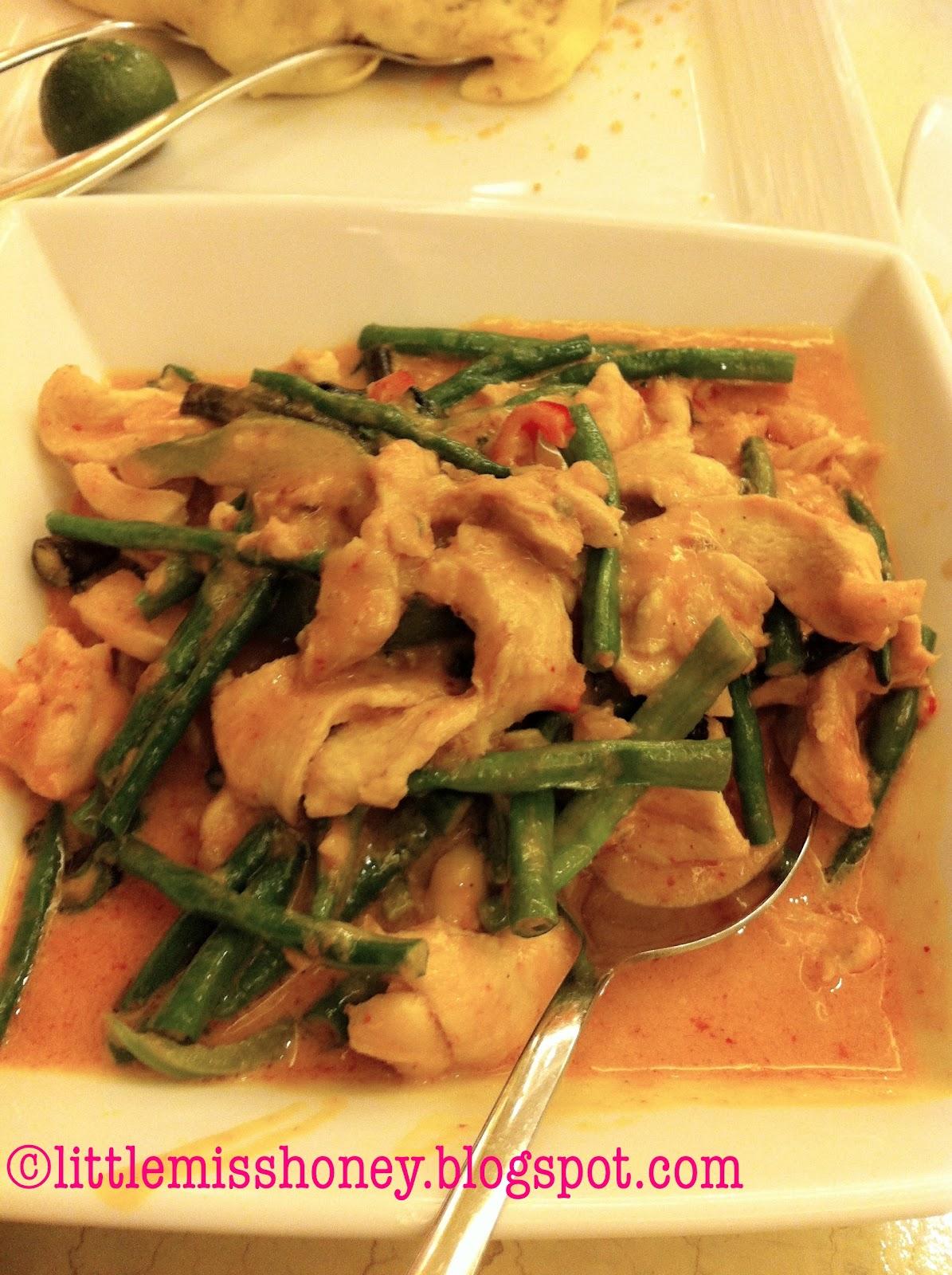 The new krua thai siam thai cuisine little miss honey for At siam thai cuisine