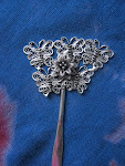Tibetan Silver hairpin