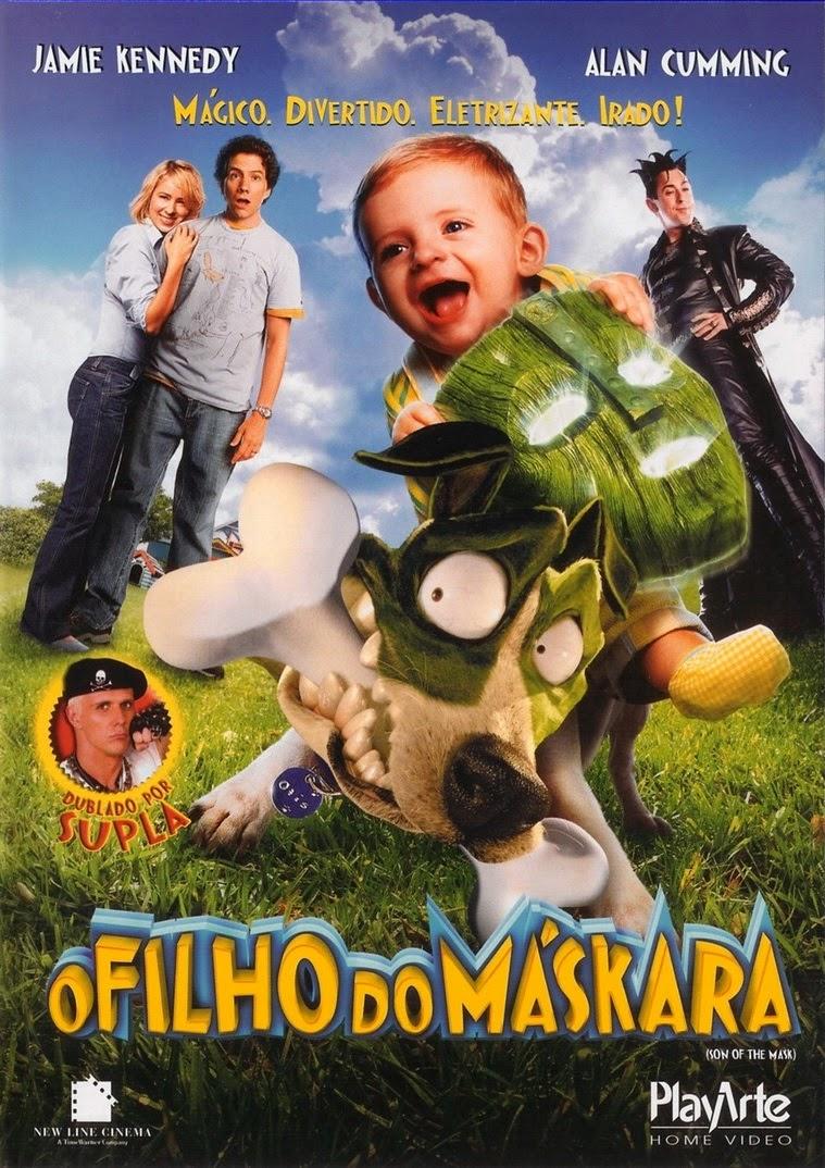 O Filho do Máskara – Dublado (2005)
