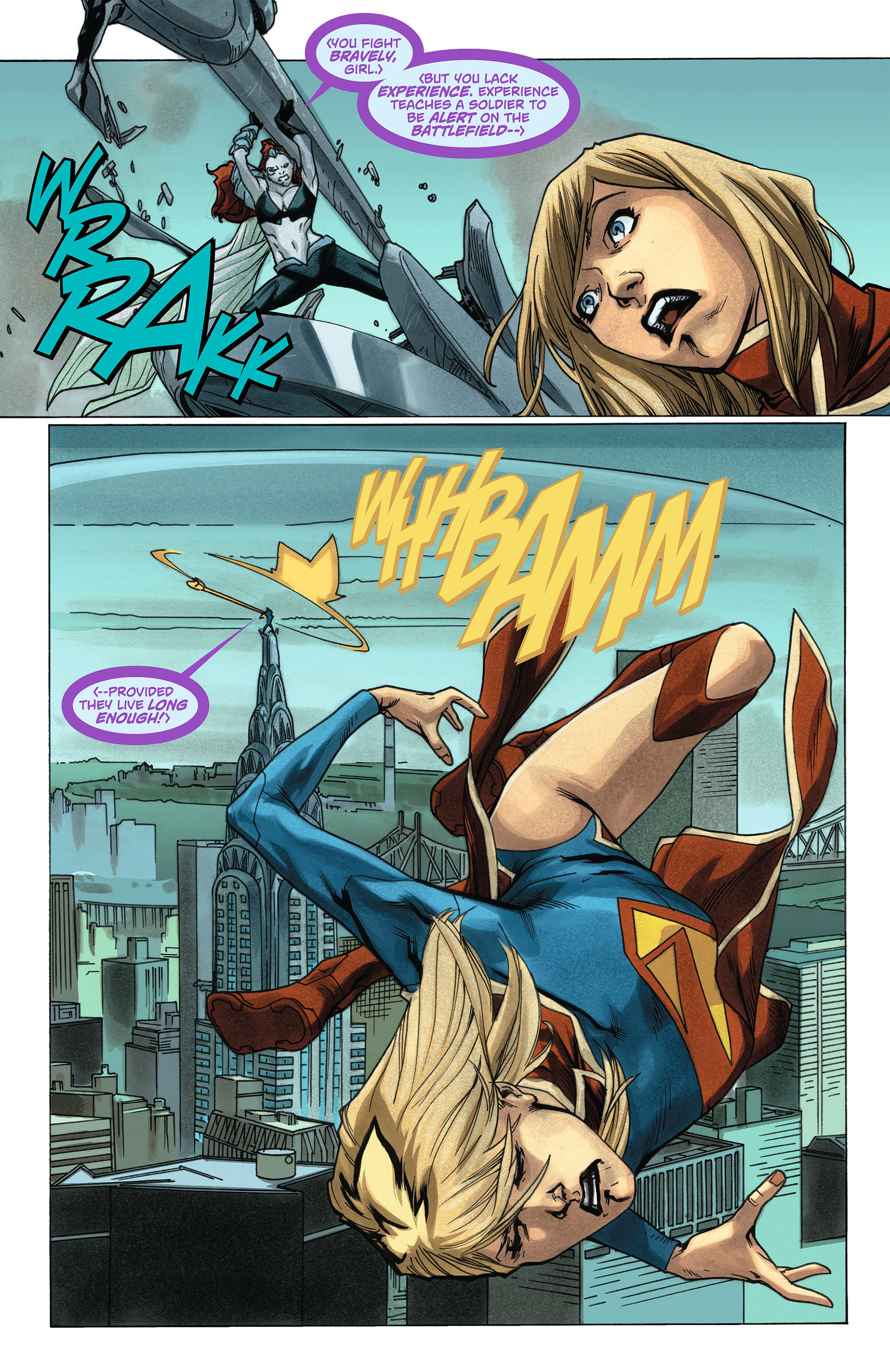 Supergirl (2011) Issue #7 #9 - English 8