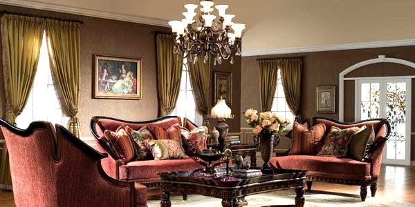 Concevoir votre salon dans le style victorien d coration salon d cor de salon for Deco salon classique