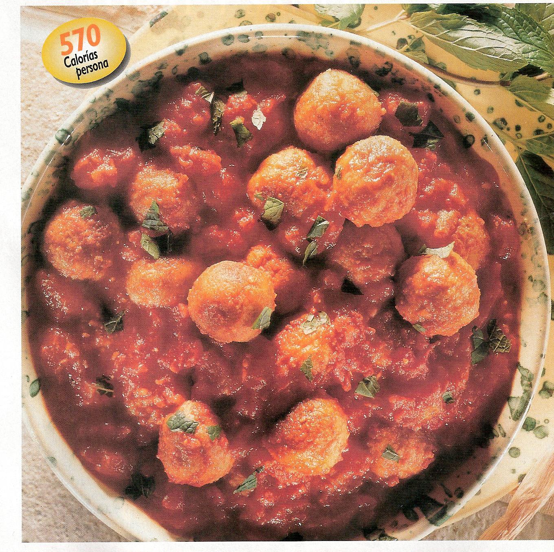 Recetas de cocina de paz y marques albondigas de patata - Albondigas de patata ...